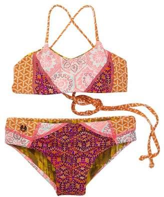 Maaji The Sweetest Spot Reversible Two-Piece Swimsuit (Little Girls & Big Girls)