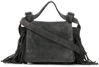 Gray Fringe Crossbody Handbags - ShopStyle 6649b7f375358