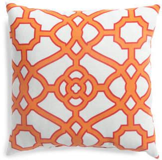 24x24 Indoor Outdoor Oversized Pillow