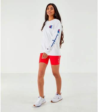 Champion Women's Long-Sleeve T-Shirt