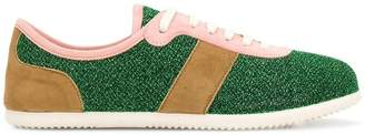 L'Autre Chose tri-colour sneakers