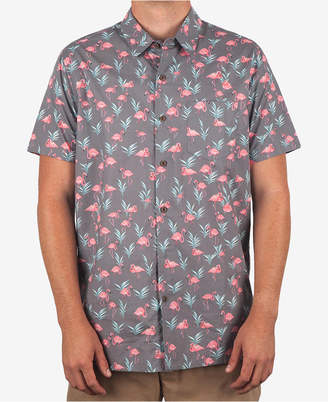 Rip Curl Men's Flamingo-Print Shirt
