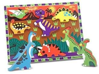 Melissa & Doug Chunky Puzzle Dinosaurs