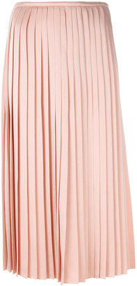 Fendi classic pleated skirt $1,550 thestylecure.com