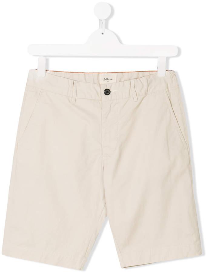 Bellerose Kids TEEN chino shorts