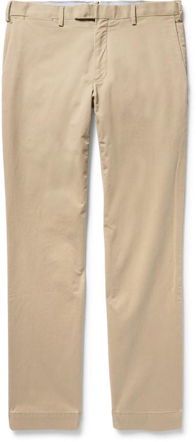 Polo Ralph LaurenPolo Ralph Lauren Slim-Fit Stretch-Cotton Twill Chinos