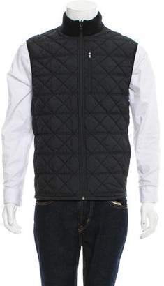 Victorinox Quilted Puffer Vest w/ Tags