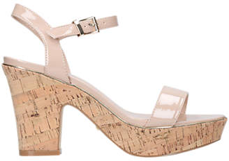 Carvela Skye Block Heel Sandals