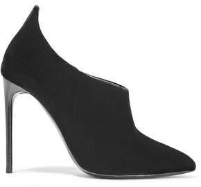 Tom Ford Velvet Ankle Boots