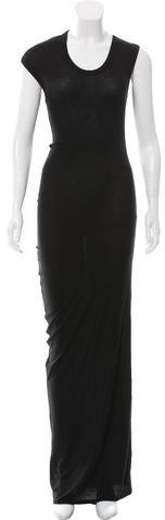 Alexander Wang T by Alexander Wang Knit Maxi Dress
