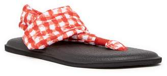 Sanuk Yoga Sling 2 Prints Slingback Sandal