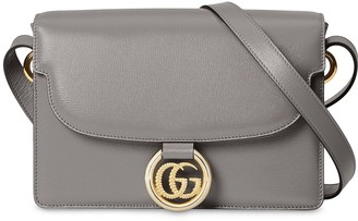 Gucci Double G pendant shoulder bag