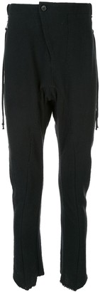 Masnada slim-fit trousers