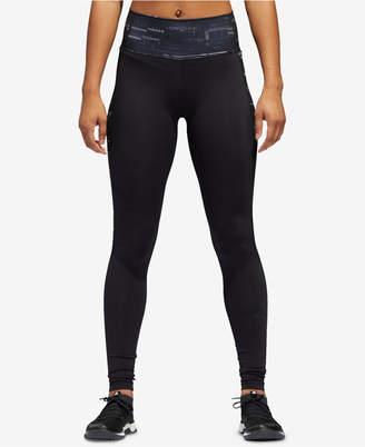 adidas ClimaLite® Compression High-Waist Leggings