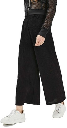 Women's Topshop Wide Leg Trousers $55 thestylecure.com