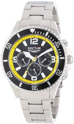 Sector ' Urban' Quartz Stainless Steel Casual Watch
