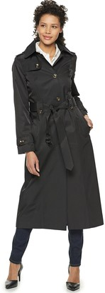 London Fog Tower By Women's TOWER by Long Trench Coat