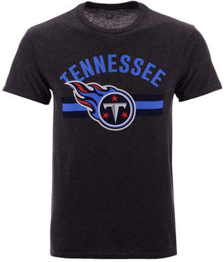 Authentic Nfl Apparel Men's Tennessee Titans Checkdown T-Shirt
