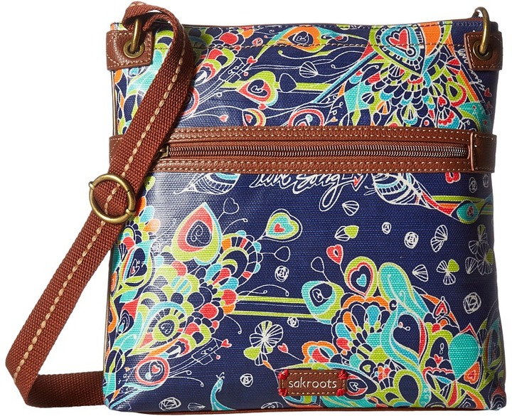 Sakroots Artist Circle Crossbody