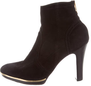 Tory BurchTory Burch Sueded Platform Boots