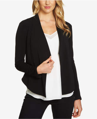 1 STATE 1.state Open-Front Blazer