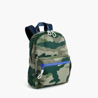 J.Crew Kids' camo-print mini backpack