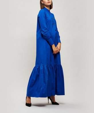 La DoubleJ Maxi Shirt-Dress