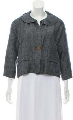 Etoile Isabel Marant Tailored Linen Jacket