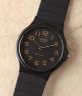 Casio (カシオ) - カシオアナログ(A・ブラック) MQ-24-1B2