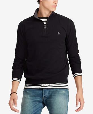 Polo Ralph Lauren Men Big & Tall Luxury Jersey Pullover