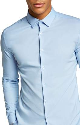 Topman Muscle Fit Dress Shirt