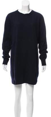 Acne Studios Wool Sweater Dress