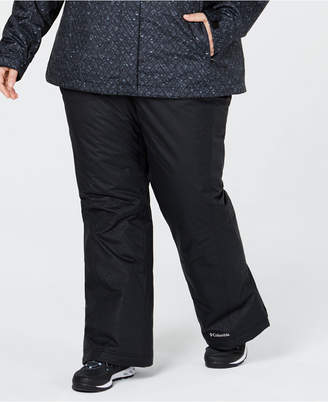 053e93bff08 Columbia Plus Size Modern Mountain 2.0 Waterproof Pants