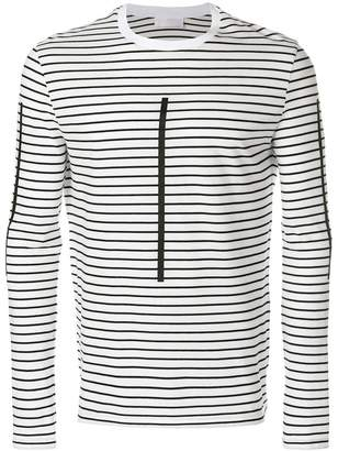 Neil Barrett striped jersey