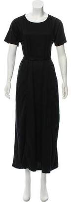 Lemaire Belted Knit Dress