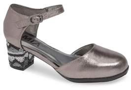Mia Reise Sequin Heel Pump