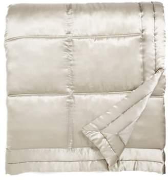 Donna Karan New York Collection 'Reflection' Silk Charmeuse Quilt