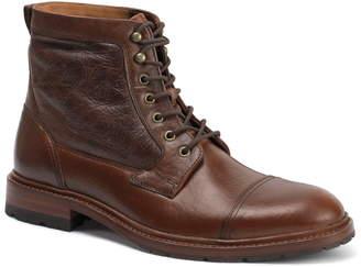 Trask 'Lowell' Cap Toe Boot
