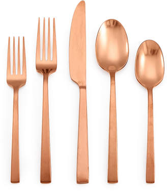 Lucky Brand 20PC RUMBLE FINISH COPPER DINNER SET