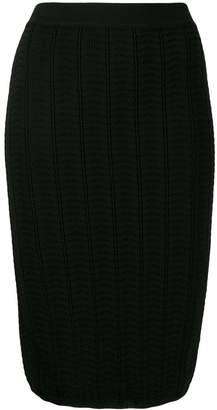 Theory knitted skirt