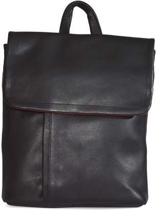 Derek Alexander Medium Leather Back Pack