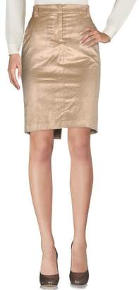 Ice Iceberg Knee length skirt