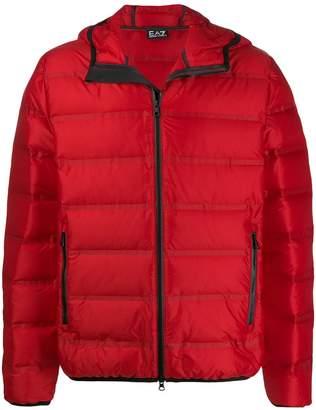 Emporio Armani Ea7 short padded jacket