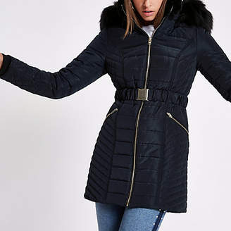 8d008ec16 Belted Puffer Fur - ShopStyle UK