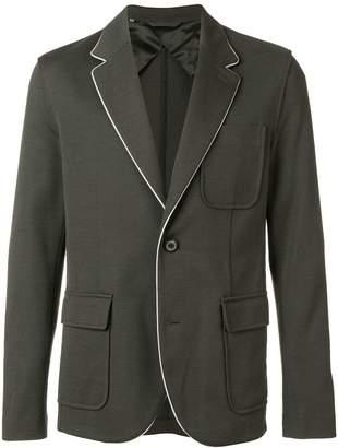 Lanvin buttoned blazer