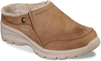 Skechers Relaxed Fit Easy Going Latte Clog - Women's