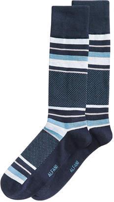 Alfani Men Colorblocked Dress Socks
