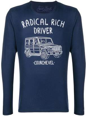MC2 Saint Barth Radical Rich Driver top