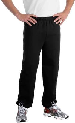 Gildan no pocket sweatpants with elastic cuffs 18200 M