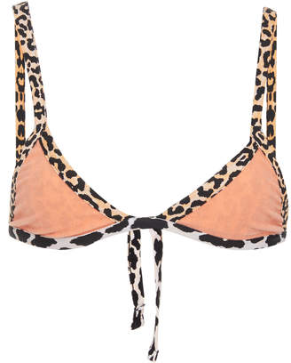 Olga Reina Piper Triangle Bikini Top